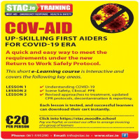First Aid for COVID-19